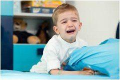 ako liečiť nočné cikanie detí