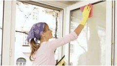 ako na upratovanie okien a žalúzií