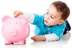 ako naučiť deti zaobchádzať s peniazmi