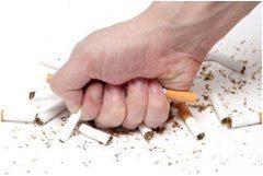 ako prestať fajčiť hneď