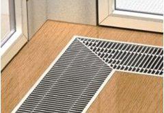 ako si vybrať podlahový konvektor