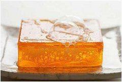 ako si vyrobiť domáce prírodné glycerínové mydlo