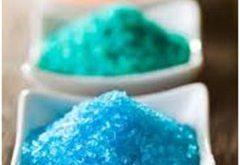 ako si vyrobiť relaxačnú kúpeľovú soľ