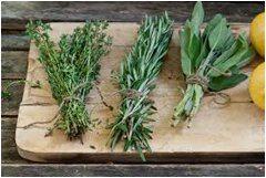 ako správne skladovať bylinky