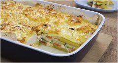 ako urobiť gratinované zemiaky