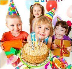 ako usporiadať detskú party