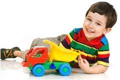 ako vybrať vhodnú hračku pre deti
