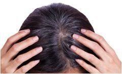 ako zabrániť šediveniu vlasov