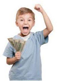 deti a prvé peniaze