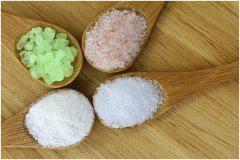 domáca relaxačná kúpeľová soľ
