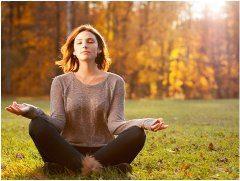 meditácia a relax pri migréne