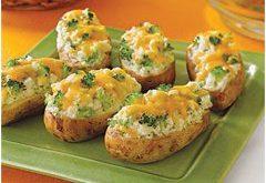 plnené zemiaky so syrom