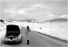 príprava auta na zimu
