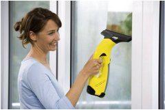 prístroj na umývanie okien