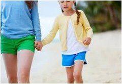 prechádzky s detmi do prírody