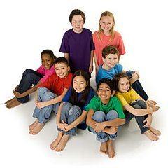 rôzne osobnosti detí