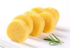 uvarené zemiakové cesto