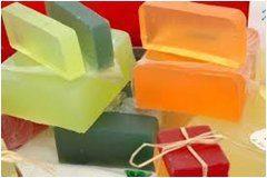 výroba domáceho glycerínového mydla