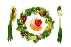 vyvážený vegetariánsky jedálniček