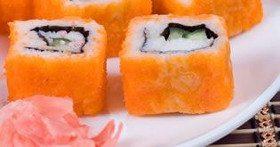 servírovanie a ako uvariť ryžu na sushi