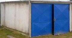 izolovanie garáže z plechu