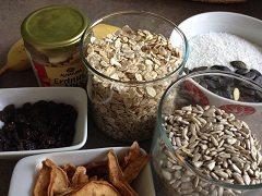 ako si spraviť domáce čokoládové müsli