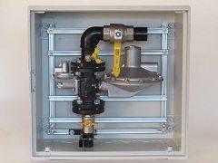 zabezpečiť rozvod plynu zahŕňa potrubia