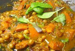 recept na zeleninové karí