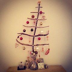 ako si spraviť vianočný stromček v byte