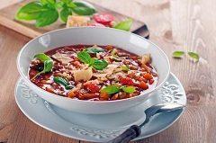 ako si spraviť fazuľovú polievku doma