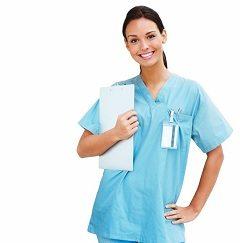 ženská lekárka