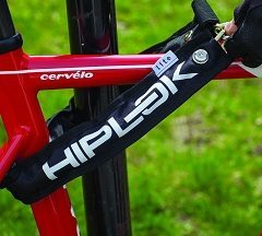 vybrať zámok na bicykel s drôtmi