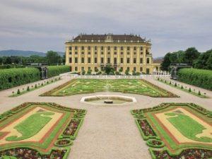 zámok Schonbrunn