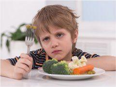 ako docieliť aby dieťa zjedlo všetko