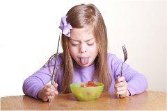 ako motivovať dieťa aby nebolo vyberavé v jedle