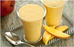 ako pripraviť mango lassi