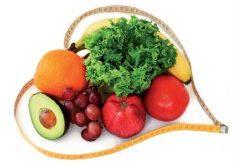 ako schudnúť pomocou zdravej stravy