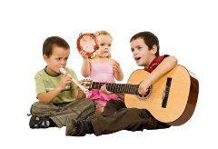 ako spoznáte že má dieťa hudobný sluch