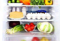 ako správne uchovávať potraviny v chladničke
