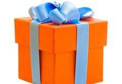 ako zabaliť darček na švajčiarský spôsob