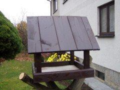 kŕmidlo pre vtáky
