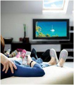 krásne farby na televízore