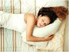 kvalitný spánok v zime