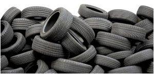 opotrebované pneumatiky