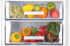 ovocie a zelenina v chladničke