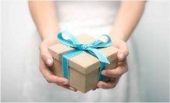 pekná darčeková mašľa