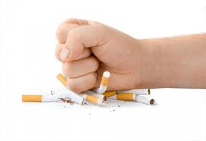 prestať fajčiť