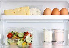 správne skladovanie potravin v chladničke