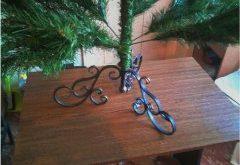stojany na vianočné stromčeky