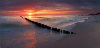 ako fotiť hmlu, východ, západ slnka a more